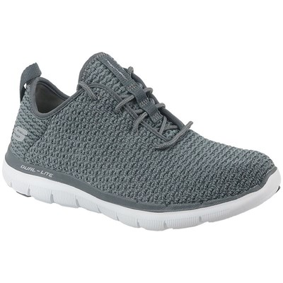 Skechers APPEAL 20 BASKETS BASSES GRIS