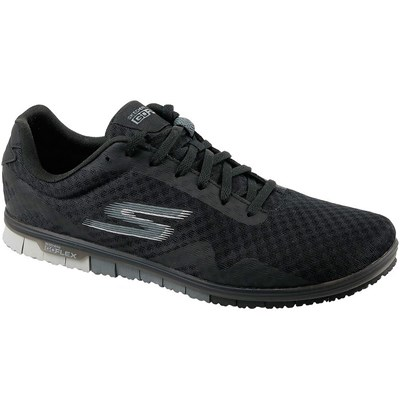 Skechers GO MINI FLEX BASKETS BASSES NOIR