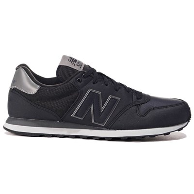 New Balance 500 BASKETS BASSES NOIR Chaussure France_v13825