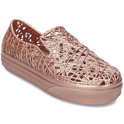 Melissa BASKETS BASSES ROSE