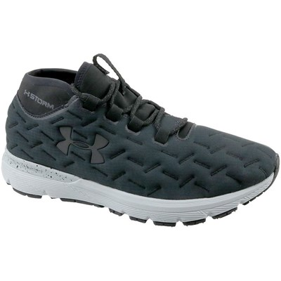 Chaussures Homme | Under Armour UA CHARGED REACTOR RUN BASKETS BASSES GRIS