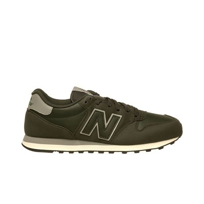 New Balance 500 CLASSICS TRADITIONNELS BASKETS BASSES GRIS Chaussure France_v14095