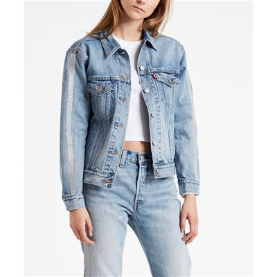 Levi's TUX GIACCA IN JEANS