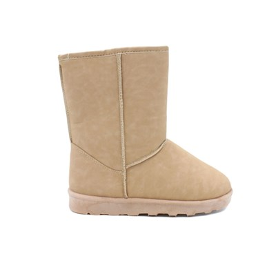 Kebello BOTTINES BEIGE Chaussure France_v1409
