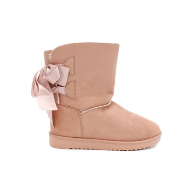 Kebello BOTTINES ROSE Chaussure France_v1418