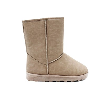 Kebello BOTTINES BEIGE Chaussure France_v1408