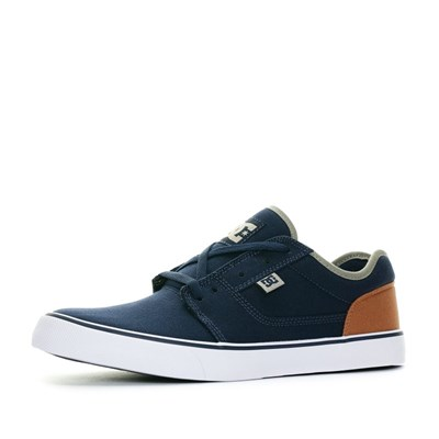 Dc Shoes TONIK TX TENNIS BLEU Chaussure France_v4904