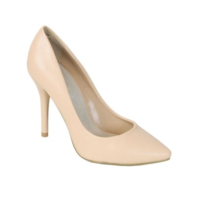 Kebello ESCARPINS BEIGE Chaussure France_v2948