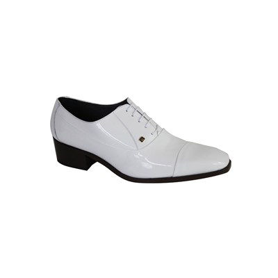 Pierre Cardin DERBIES BLANC