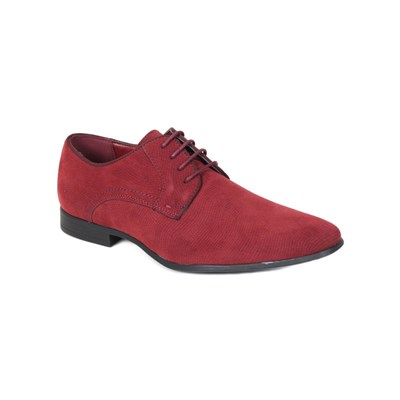 Kebello DERBIES ROUGE Chaussure France_v6335