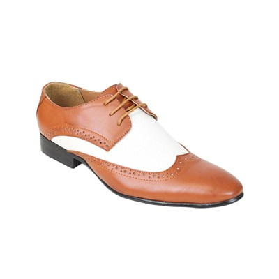 Kebello DERBIES MARRON Chaussure France_v1419