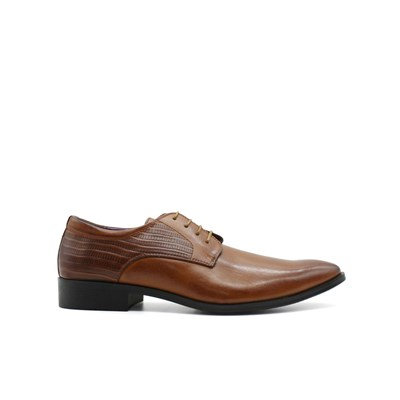 Kebello DERBIES MARRON Chaussure France_v6285