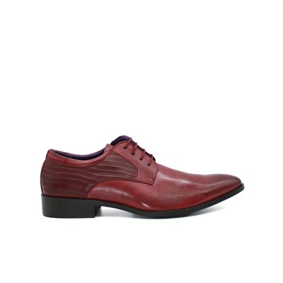 Kebello DERBIES ROUGE Chaussure France_v6338