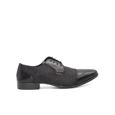 Kebello DERBIES ANTHRACITE Chaussure France_v6247
