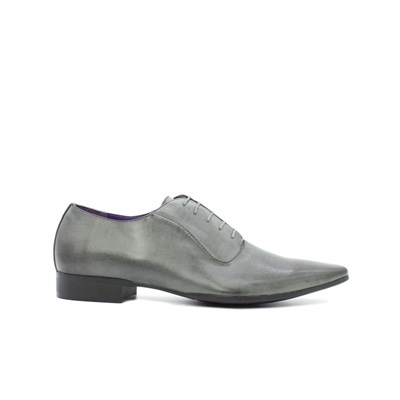 Kebello DERBIES GRIS Chaussure France_v6259