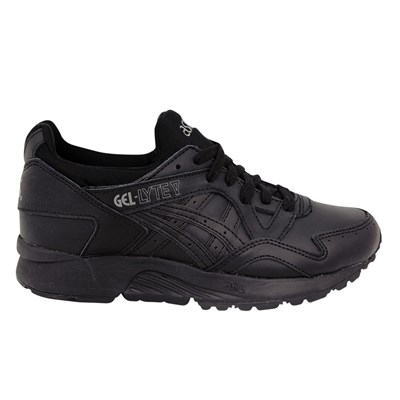 Asics GEL LYTE V BASKETS BASSES NOIR Chaussure France_v8659