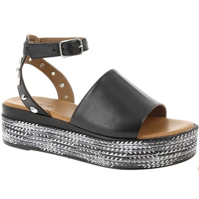 Inuovo SANDALES NOIR Chaussure France_v10765