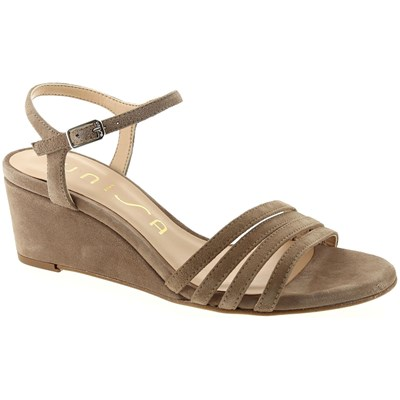 Unisa SANDALES TAUPE Chaussure France_v10955