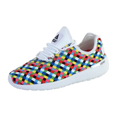 ASFVLT BASKETS BASSES MULTICOLORE