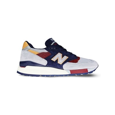 New Balance M998CSU TENNIS MULTICOLORE Chaussure France_v18251
