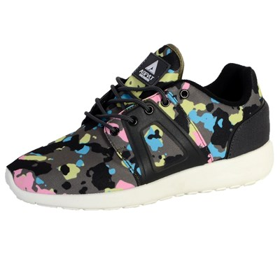 Chaussures Femme | ASFVLT BASKETS BASSES MULTICOLORE
