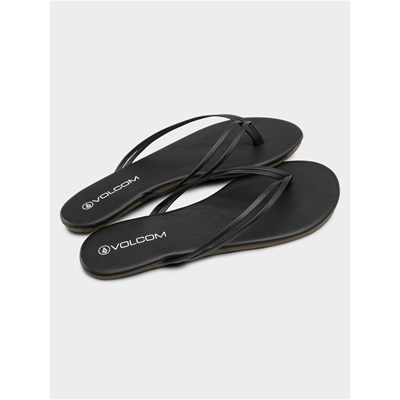 Volcom WRAPPED UP SANDALES NOIR Chaussure France_v4964