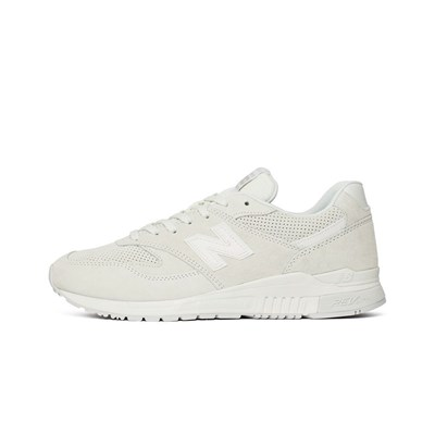 New Balance 840 BASKETS BASSES BLANC Chaussure France_v16190