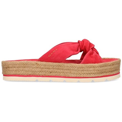 Gant CAPE CORAL SANDALES ROUGE Chaussure France_v14973