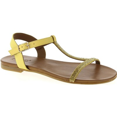 Chaussures Femme | Inuovo SANDALES JAUNE