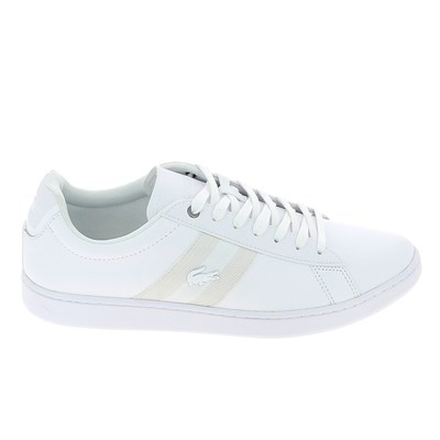 Lacoste BASKETS BASSES BLANC Chaussure France_v11200