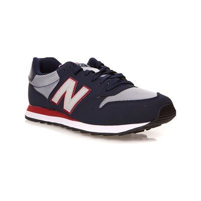 New Balance GM500 BASKETS BLEU Chaussure France_v5545