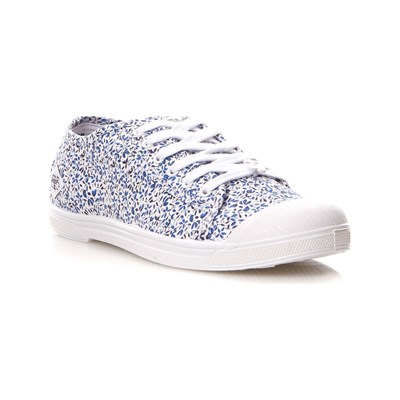 Le Temps des Cerises BASIC LOW SNEAKERS BLAU