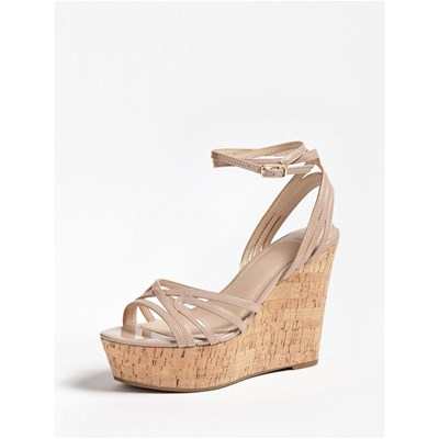 Guess GINNY SANDALES BEIGE