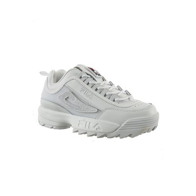 Chaussures Homme | Fila BASKETS BASSES BLANC