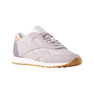 Reebok Classics LOW SNEAKERS LILA