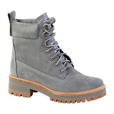 Timberland COURMAYEUR VALLEY YB BOTTINES GRIS Chaussure France_v17298