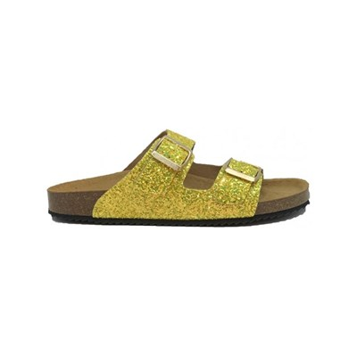 Chaussures Femme | Ann Tuil TETTO SANDALES JAUNE