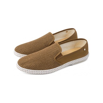 Riviera RIKA SLIPPERS MIEL Chaussure France_v461