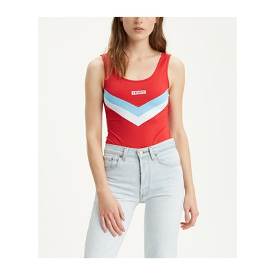 Levi's FLORENCE BODY ROSSO