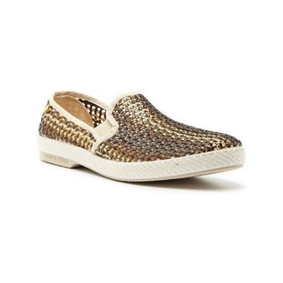 Riviera ROXANE SLIP-ON DORÉ Chaussure France_v3592