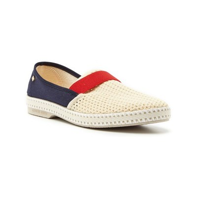 Riviera RODY SLIP-ON BEIGE Chaussure France_v619