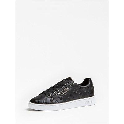 Guess BASKETS BASSES NOIR Chaussure France_v14913
