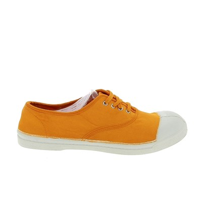 Bensimon BASKETS BASSES ORANGE