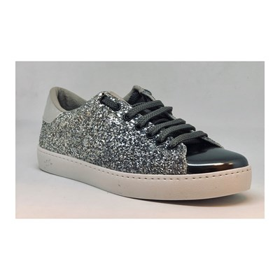 Victoria VIGO LOW SNEAKERS SILBERFARBEN