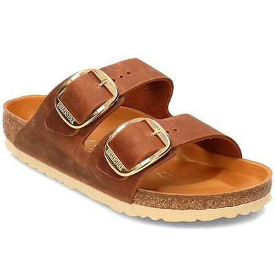 Birkenstock ARIZONA BIG BUCKLE SANDALES MARRON Chaussure France_v16067