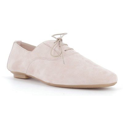 Reqins DERBIES ROSE Chaussure France_v8085