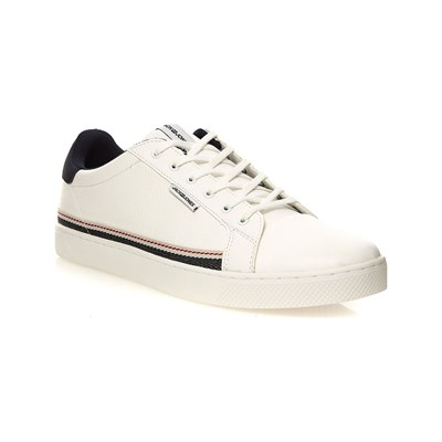 Jack & Jones JFWTRENT BASKETS BASSES BLANC Chaussure France_v4351