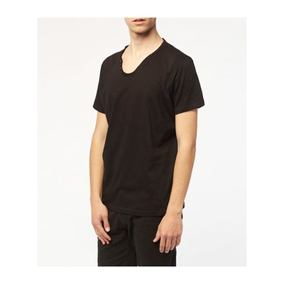 Best Mountain T-SHIRT MANICHE CORTE NERO