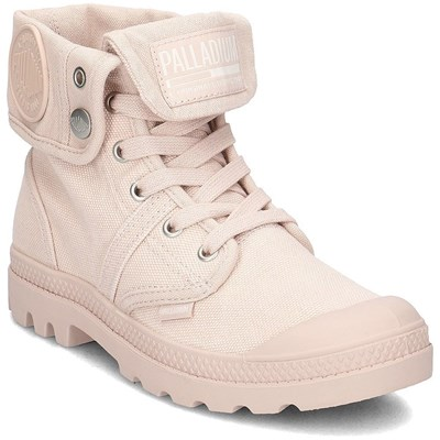 Palladium BASKETS MONTANTES ROSE