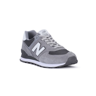 New Balance ML574EST BASKETS BASSES GRIS Chaussure France_v14334